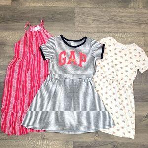 Gap Girls Dress Bundle Medium